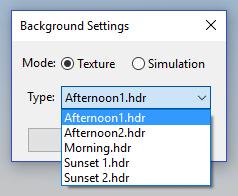 Using and installing HDRI backgrounds in ProWalker GPU