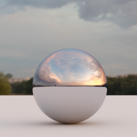 Using and installing HDRI backgrounds in ProWalker GPU