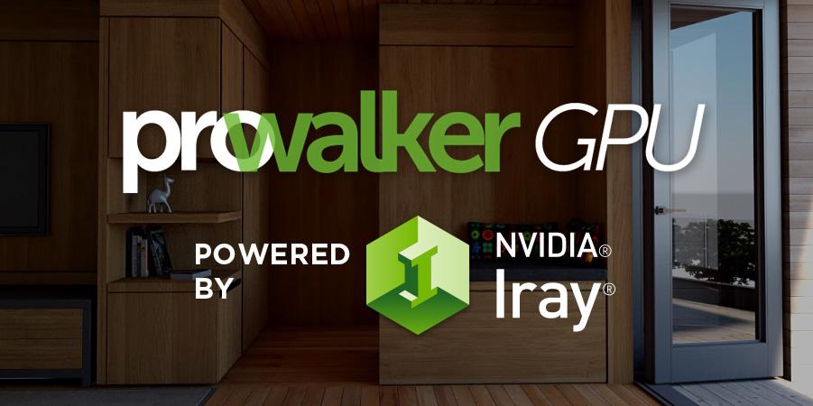 Prowalker GPU image tile