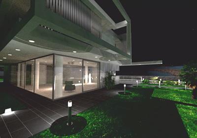 Modern Villa model